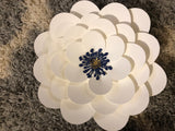 PDF Flower Template 8 for DIY Paper Flowers & Flower Templates