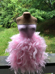 Sweet 16 Centerpiece | Fancy Bride | Mannequin | Dress Form | Feathers | Bridal Shower Decor | Wedding Decor