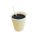 "5.5"" Length Wooden Coffee Stirrers - 10,000 Piece - FirstChoice EcoNaturals"