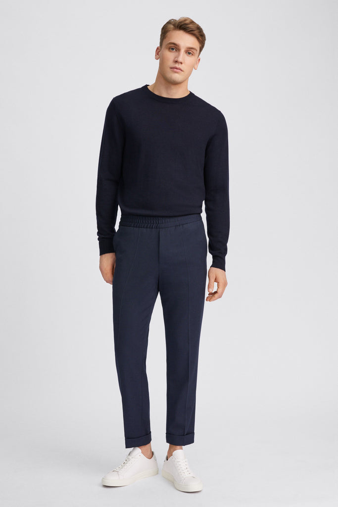 FILIPPA K TERRY CROPPED TROUSER