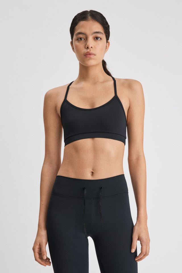 YOGA BRA TOP - HoneyMustard