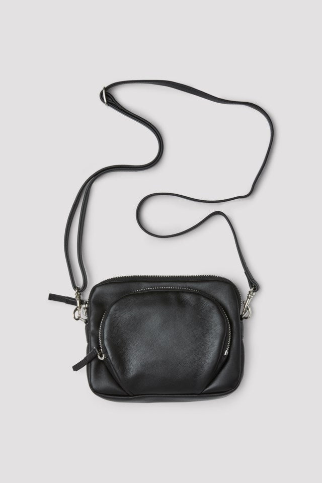 MINI LEATHER BAG - HoneyMustard