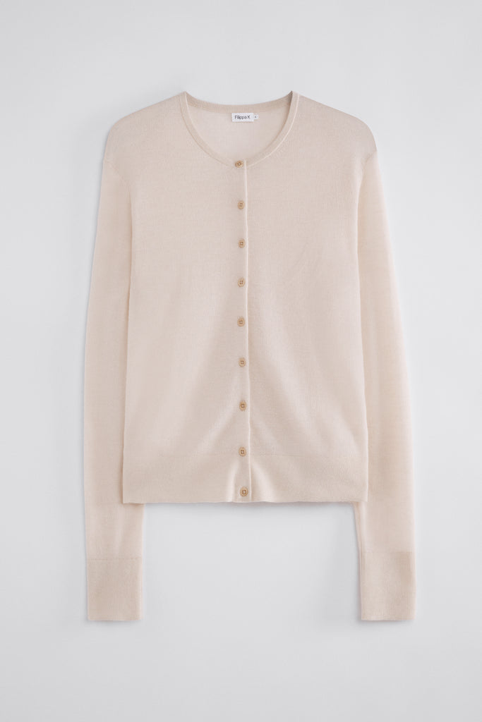 LOUISE KNITTED CARDIGAN