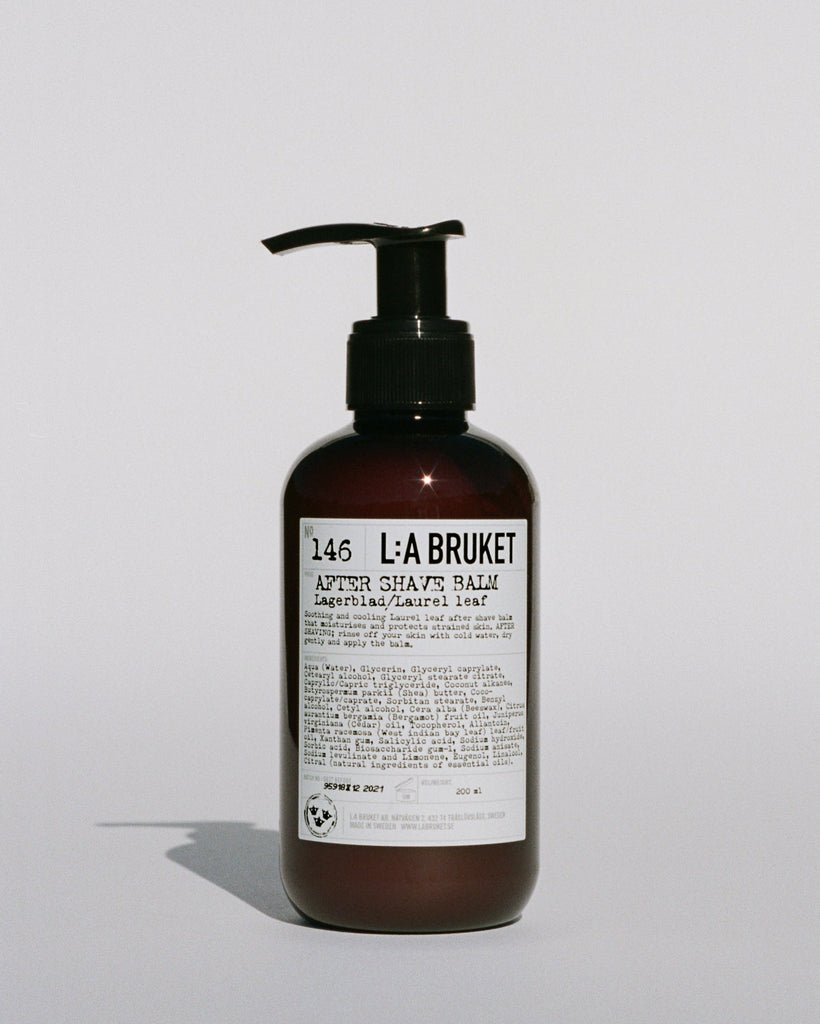 AFTER SHAVE BALM LL 200ML - HoneyMustard