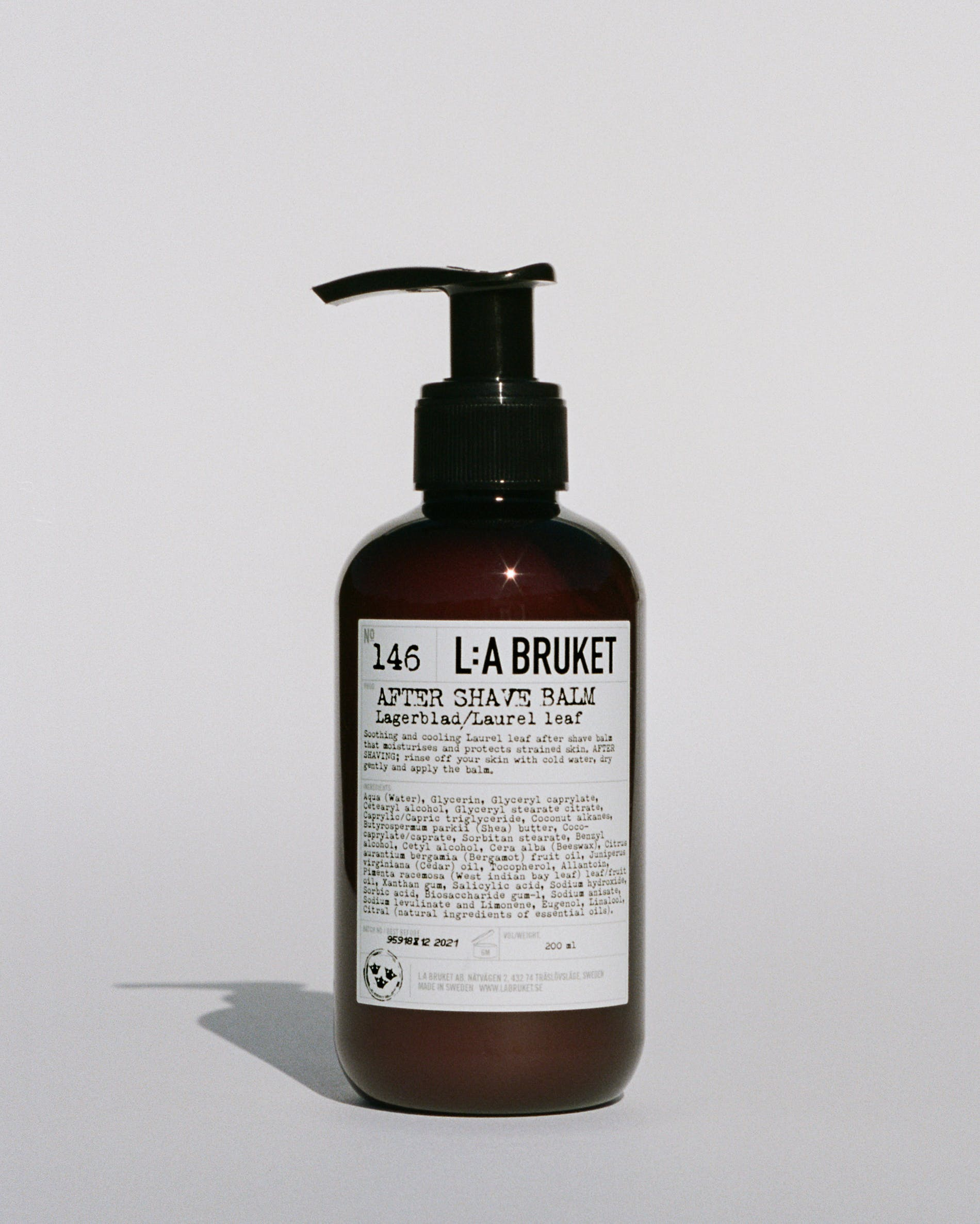 AFTER SHAVE BALM LL 200ML