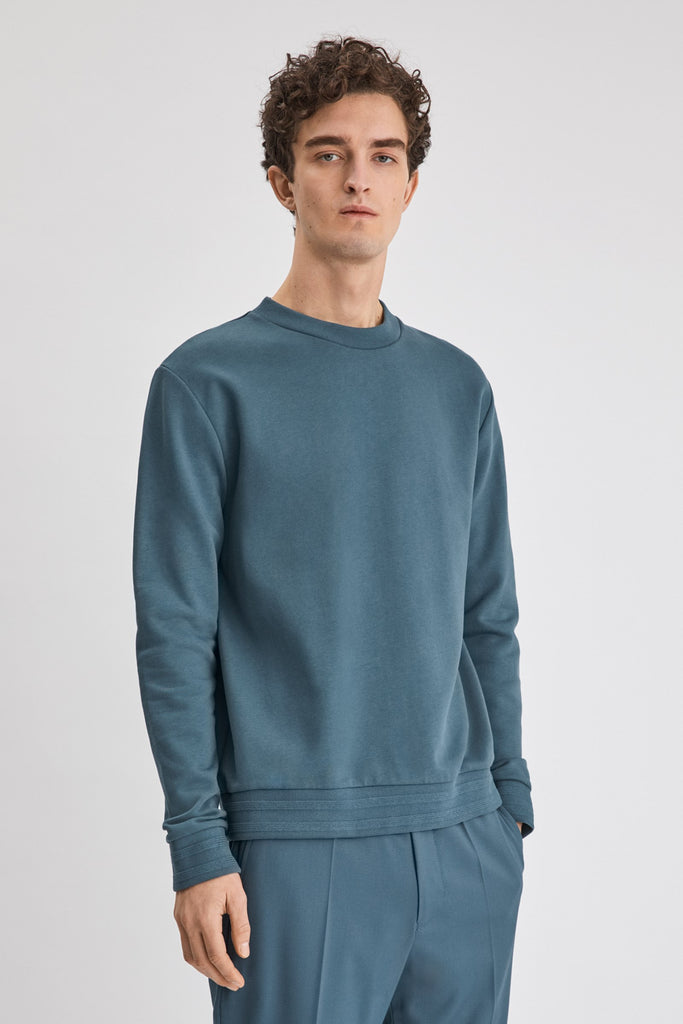 ISAAC SWEATSHIRT - HoneyMustard