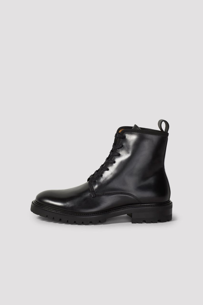 M. JOHN LACE UP BOOT - HoneyMustard