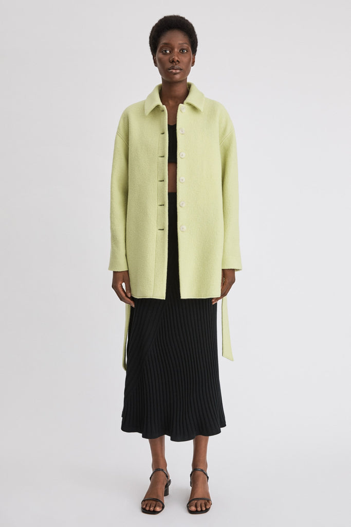 LIMA COAT - HoneyMustard