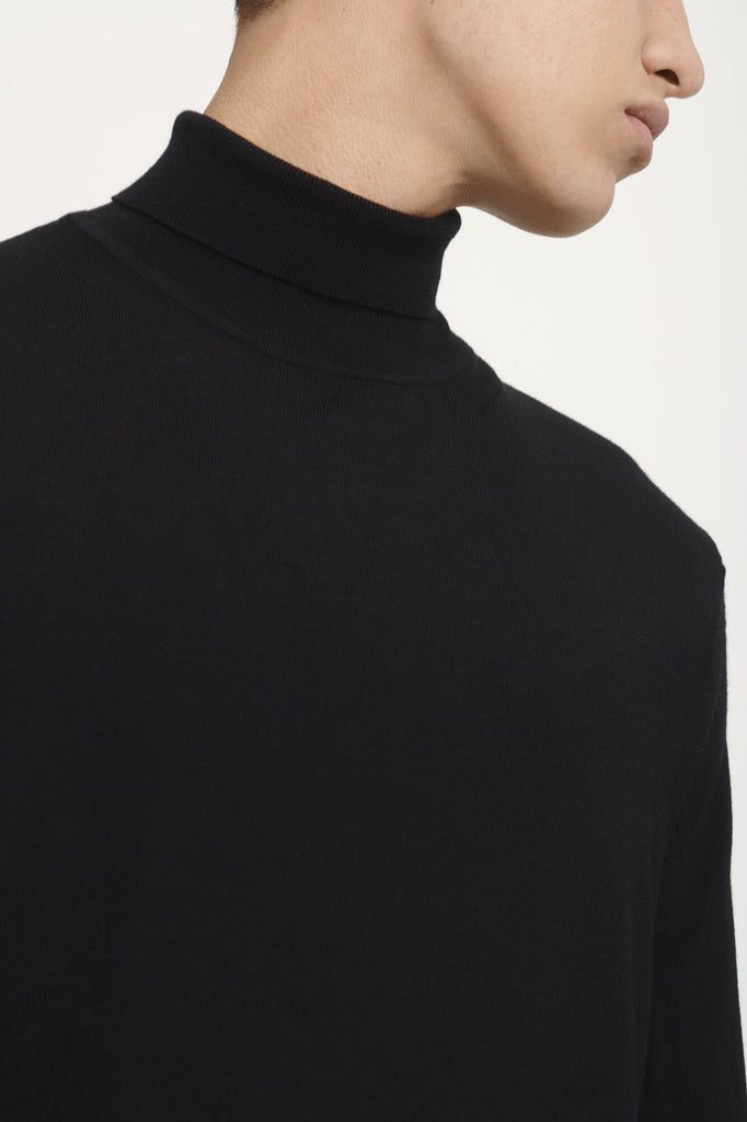 FLEMMING TURTLE NECK 3111 - HoneyMustard