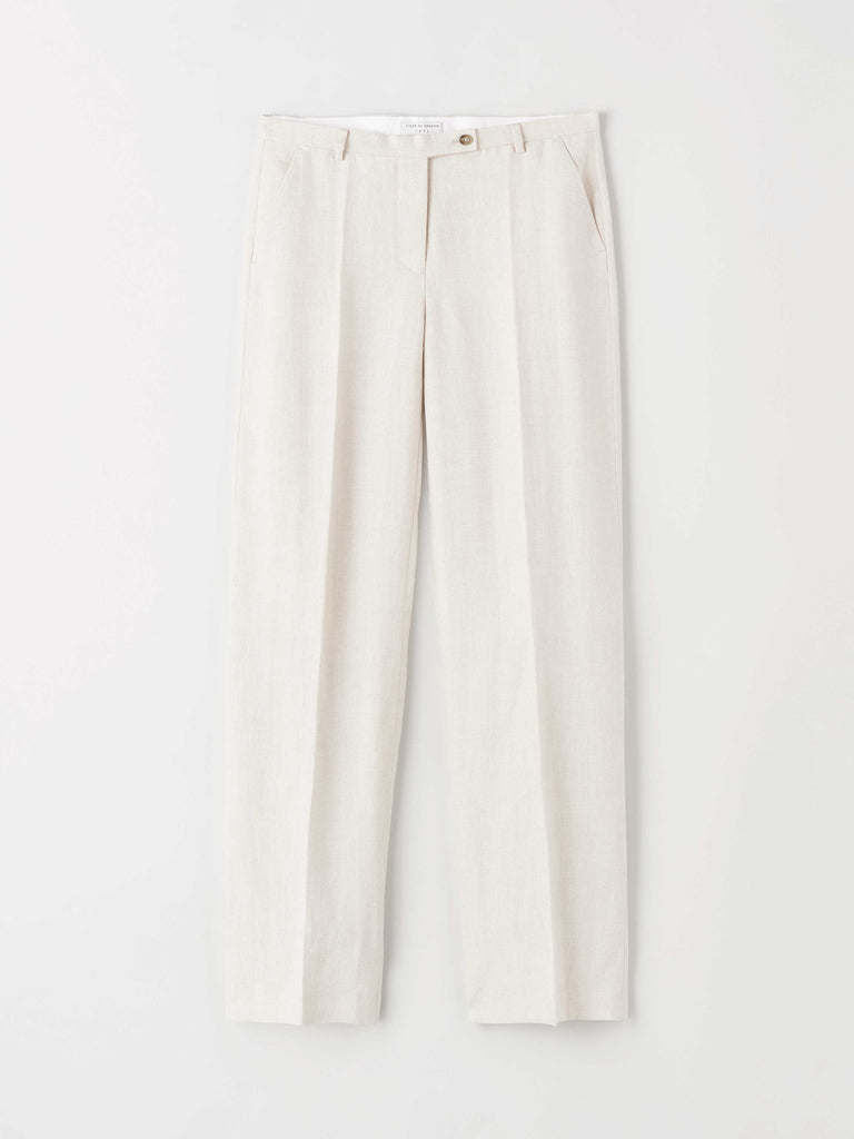 SILENE TROUSERS - HoneyMustard