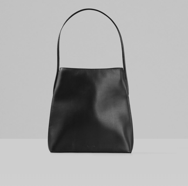 LALOVA LEATHER BAG - HoneyMustard