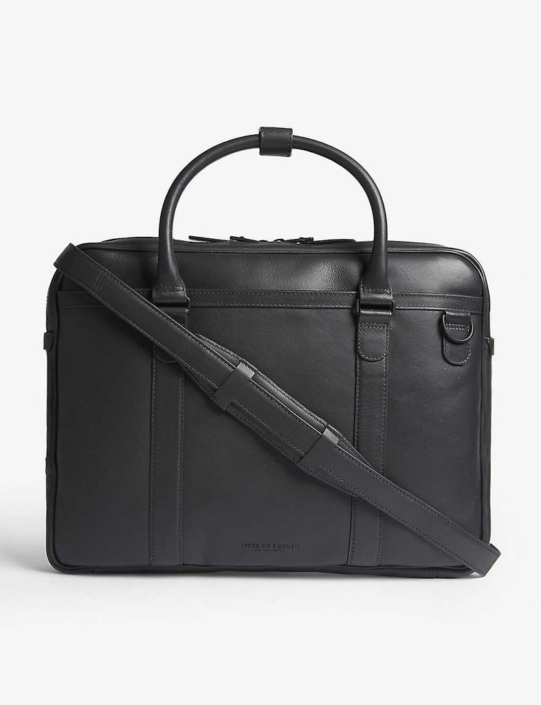 MARQUET BRIEFCASE - HoneyMustard