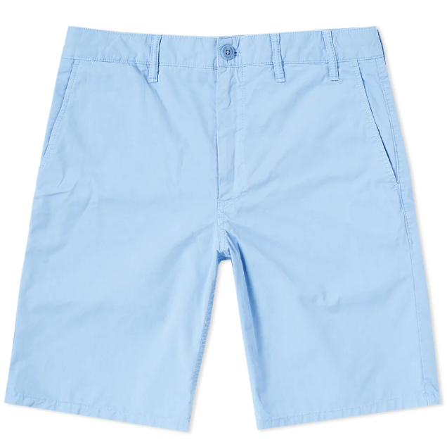AROS LIGHT TWILL SHORT - HoneyMustard