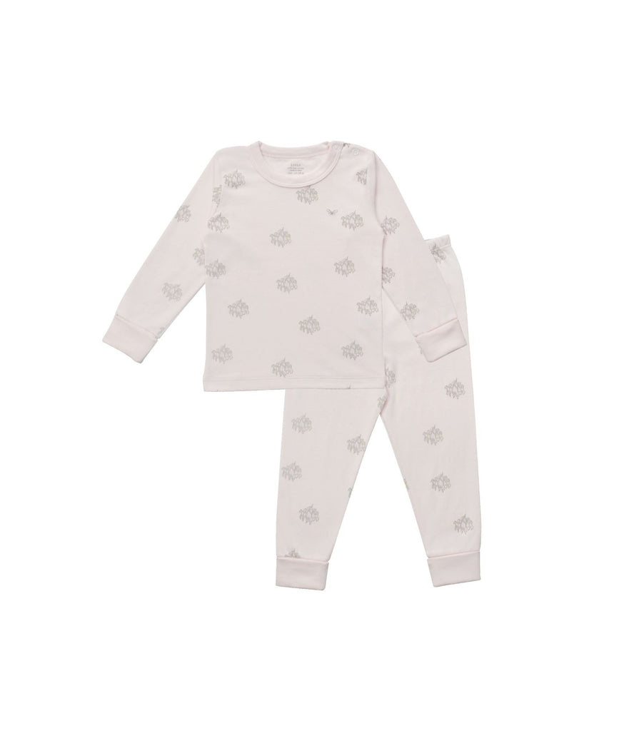 DEE DEE - 2 PIECE SET -SWE UNICORN NATIO - HoneyMustard