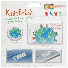 Load image into Gallery viewer, KidsFetch Protection Pack