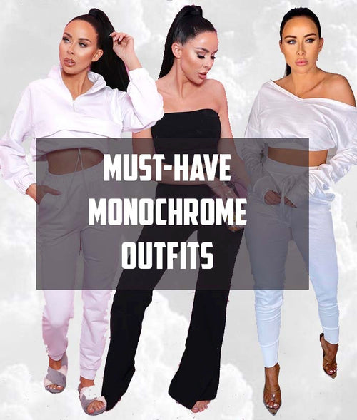 Must-Have Monochrome Outfits
