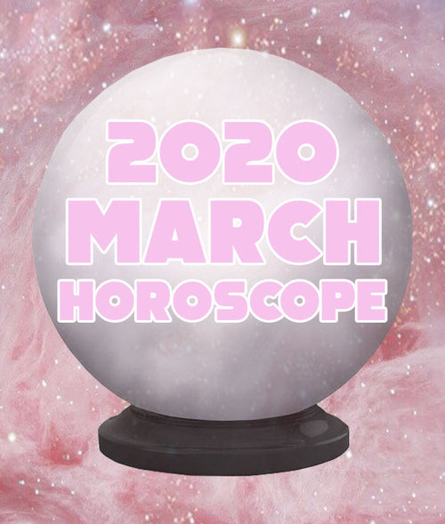 Spring It On! Your March Horoscope