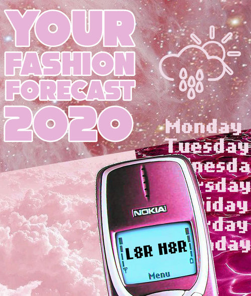 Your Fashion Trend Forecast 2020