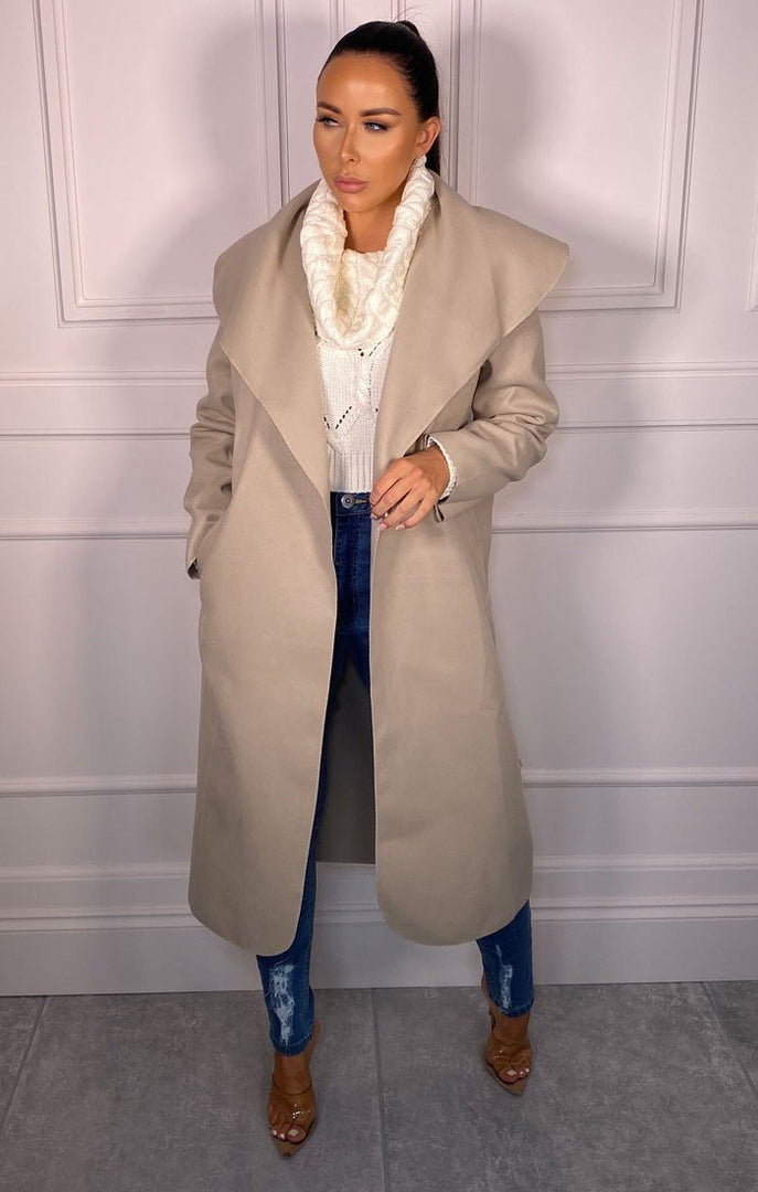 Stone-Waterfall-Duster-Belted-Long-Coat