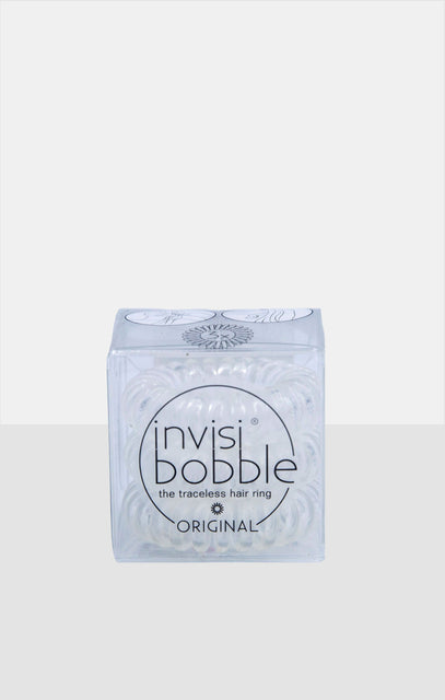 Clear Invisibobble Original Hair Ring Bobble