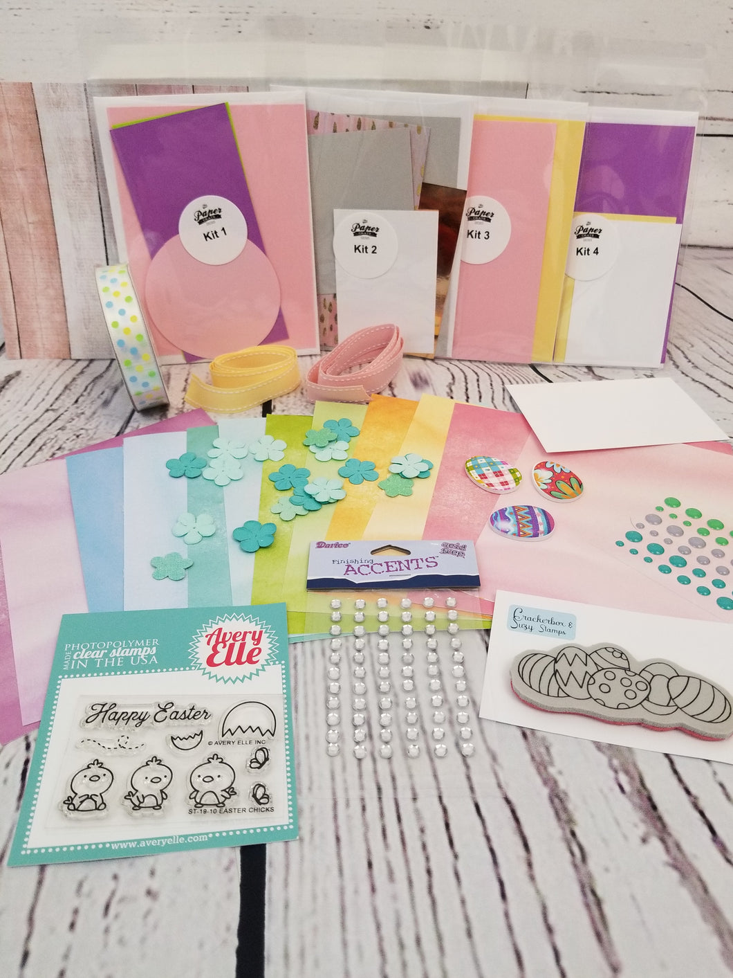 March Cardmaking Subscription Box