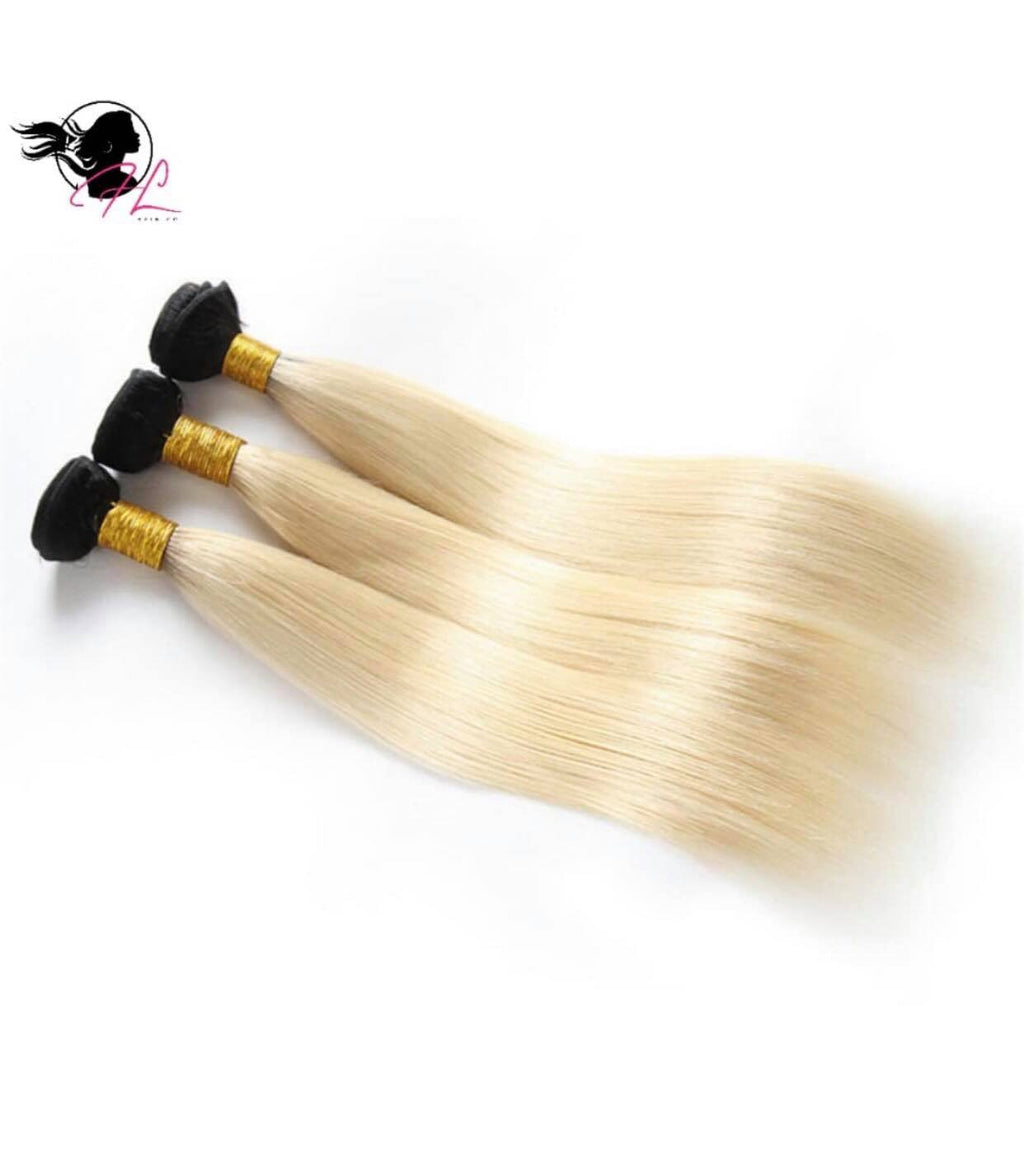 Brazilian 1B/613 Blonde Straight