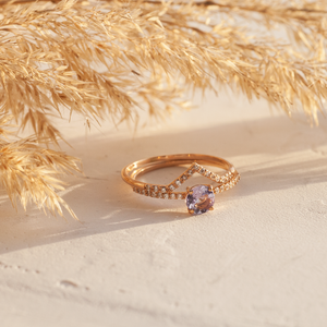 The most popular millennial engagement rings