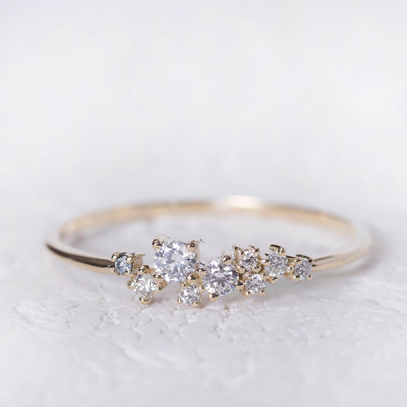 difference between Promise Ring and Engagement Ring_photo