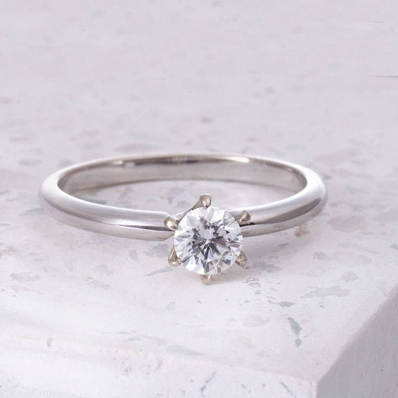 moissanite-rings