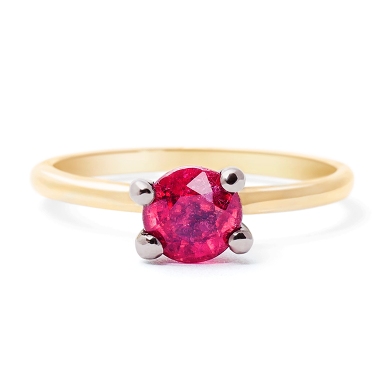 Shop Ruby Rings