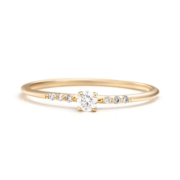 Simple Diamond Rings