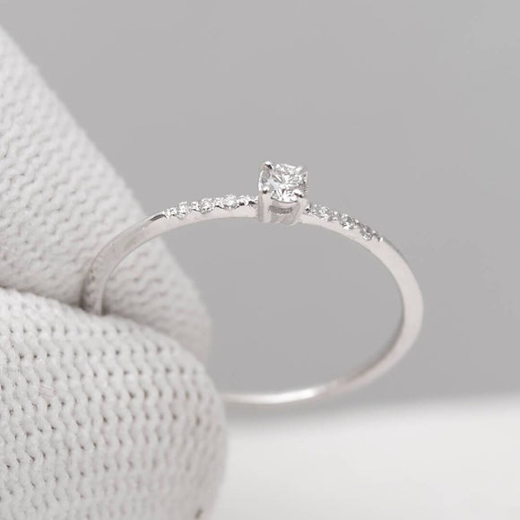 Simple Promise Ring