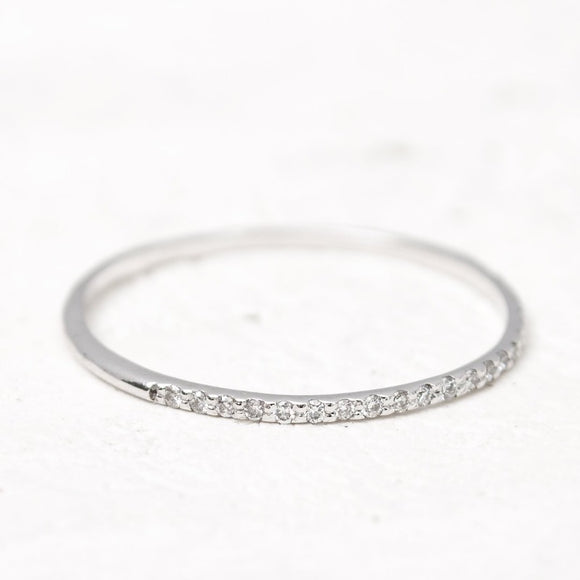 Petite Diamond Wedding Band_14KWhite_Gold_diamonds