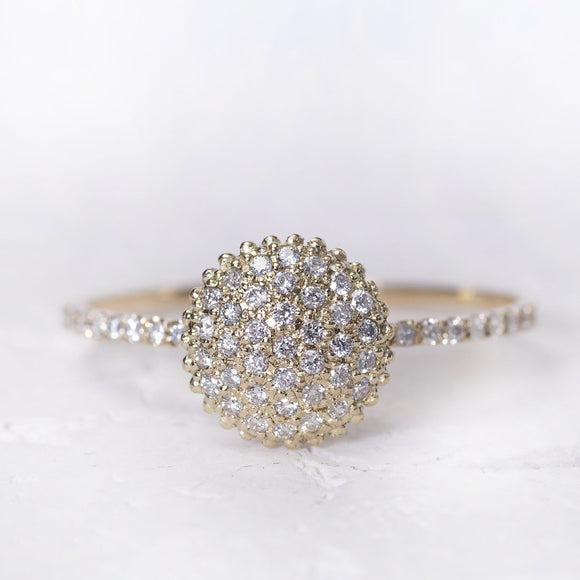 Diamond Pave Ring_photo_one2threejewelry