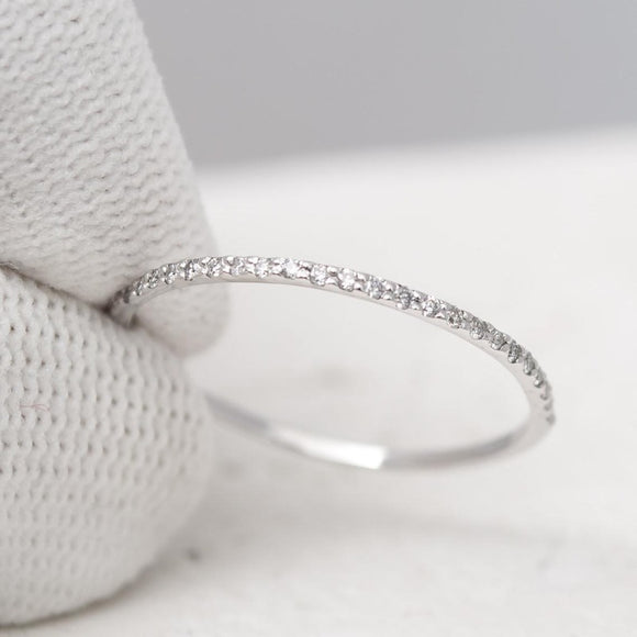 Full Eternity Diamond Ring_photo_one2threejewelry