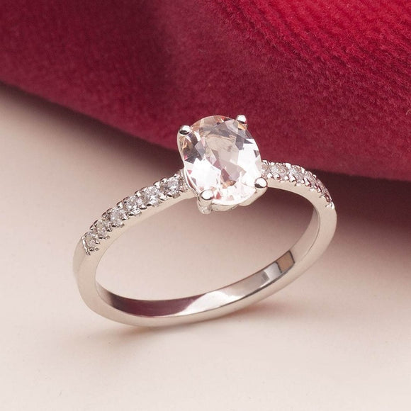 Morganite Engagement Ring_photo_one2threejewelry