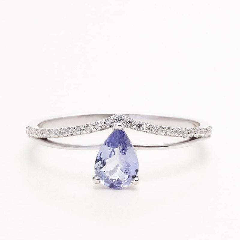 Tanzanite Ring_one2threejewelry_photo