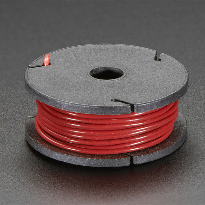 Odseven Standard-Core Wire Spool - 25ft - 22AWG - Red Wholesale