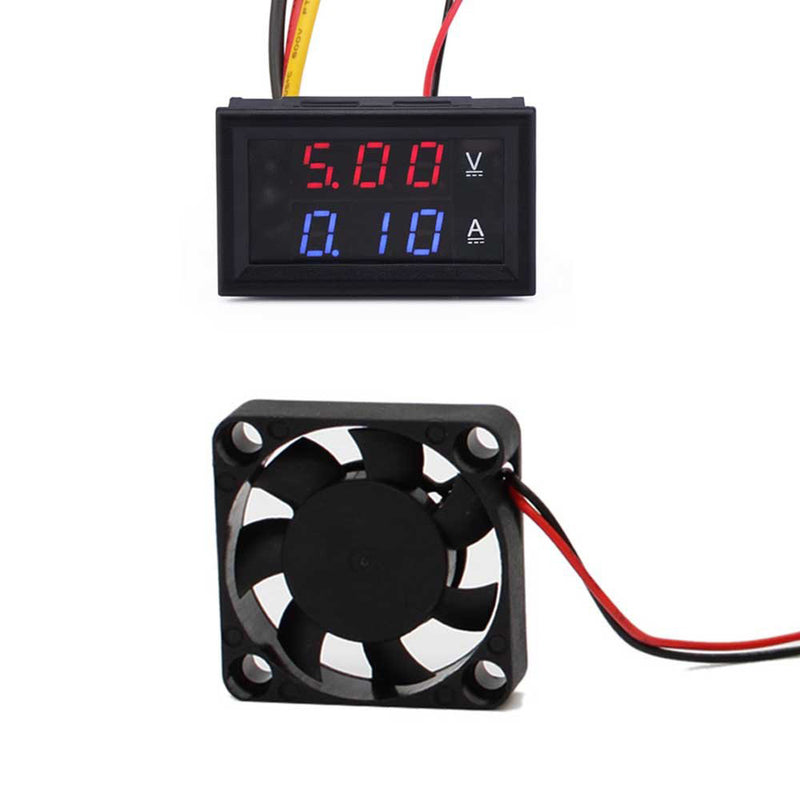 Cooling Fan 30x30x7mm Brushless CPU for Raspberry Pi 4