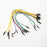 Cable 20cm Soft Silicon Wire 1Pin Male to Male Jumper Wire