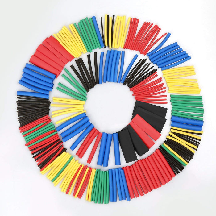 Wholesale Heat Shrink Electrical Wire Cable Wrap Assortment Insulation Tube Kit