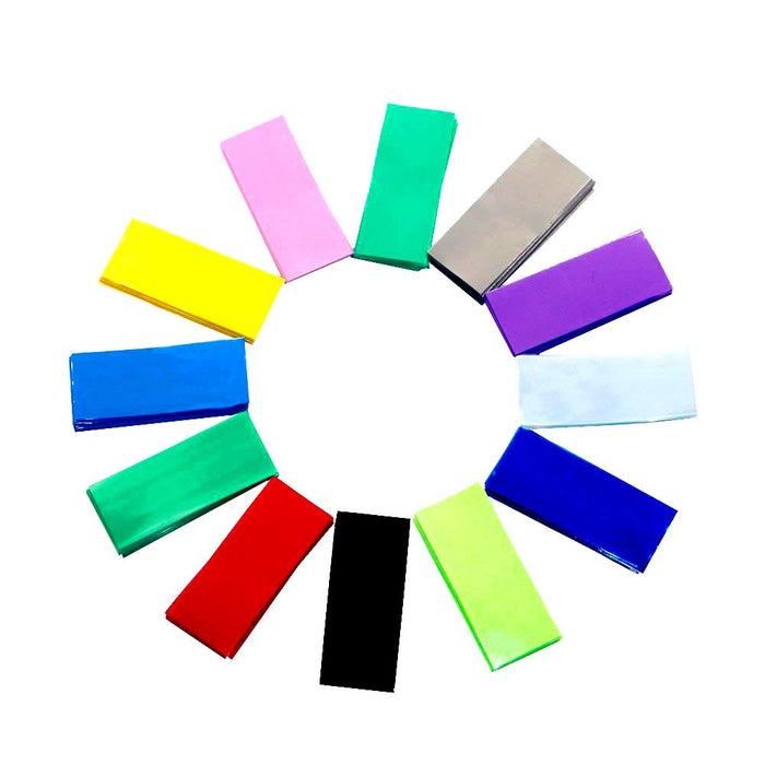 Wholesale PVC Heat Shrink Tubing Tube For 18650 18500 Battery Shrink Film
