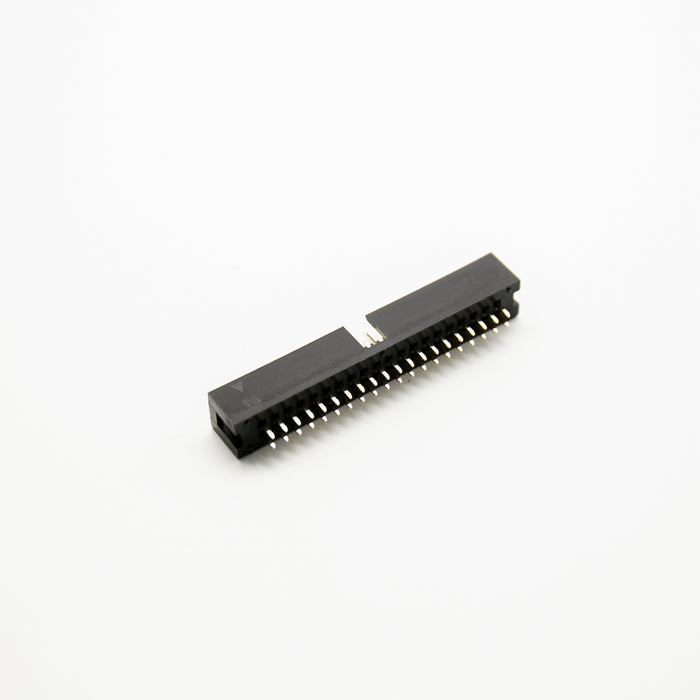 2x20 pin Straight Male Shrouded PCB IDC Box Header for ODSEVEN Raspberry Pi