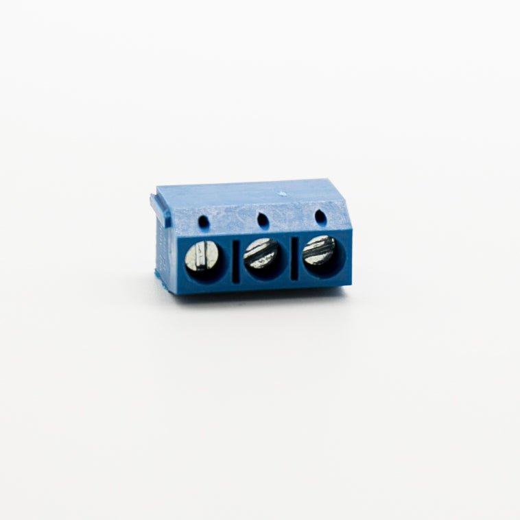 Odseven 3-pin 3.5mm Pitch PCB Mount Screw Terminal Block for Raspberry Pi