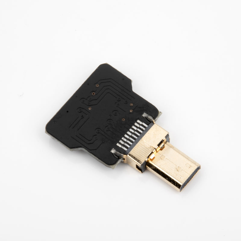 Odseven DIY HDMI Cable Part - Straight Micro HDMI Plug Adapter Wholesale