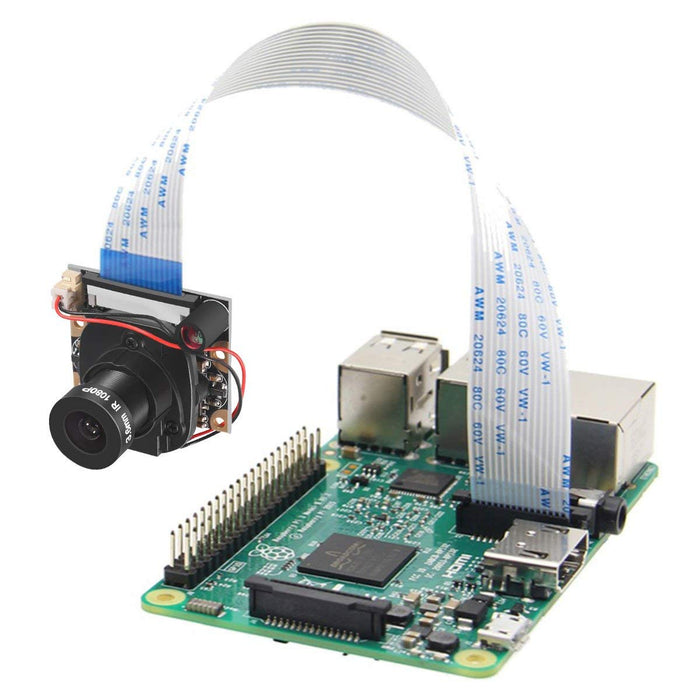 Raspberry Pi 3 2 Model B B plus A+ Camera Module with Automatic IR-CUT