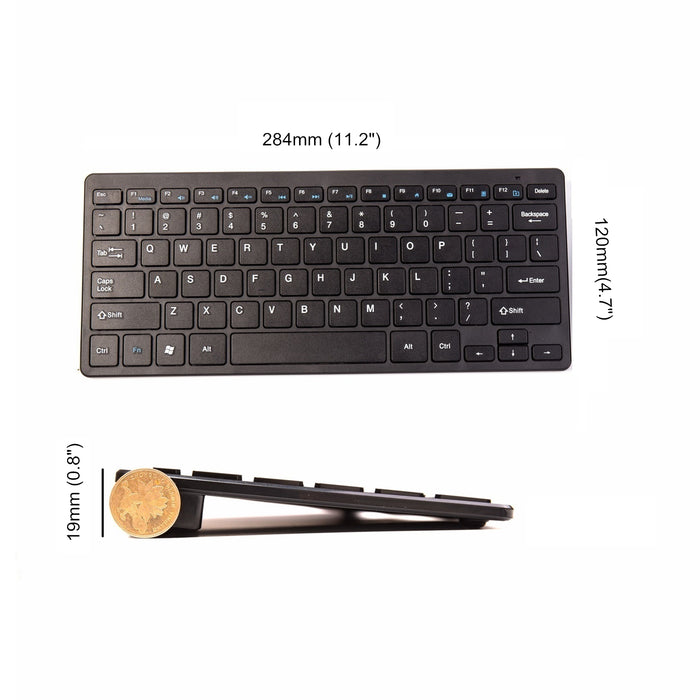 Wireless Scissor Keyboard and Mouse Kits