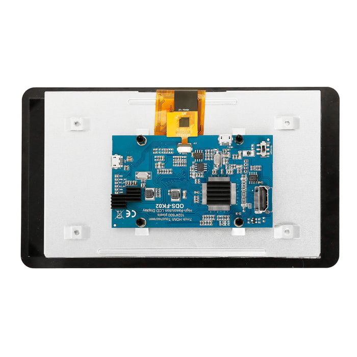 7'' inch 1024x600 IPS Display HDMI Plug for Raspberry Pi