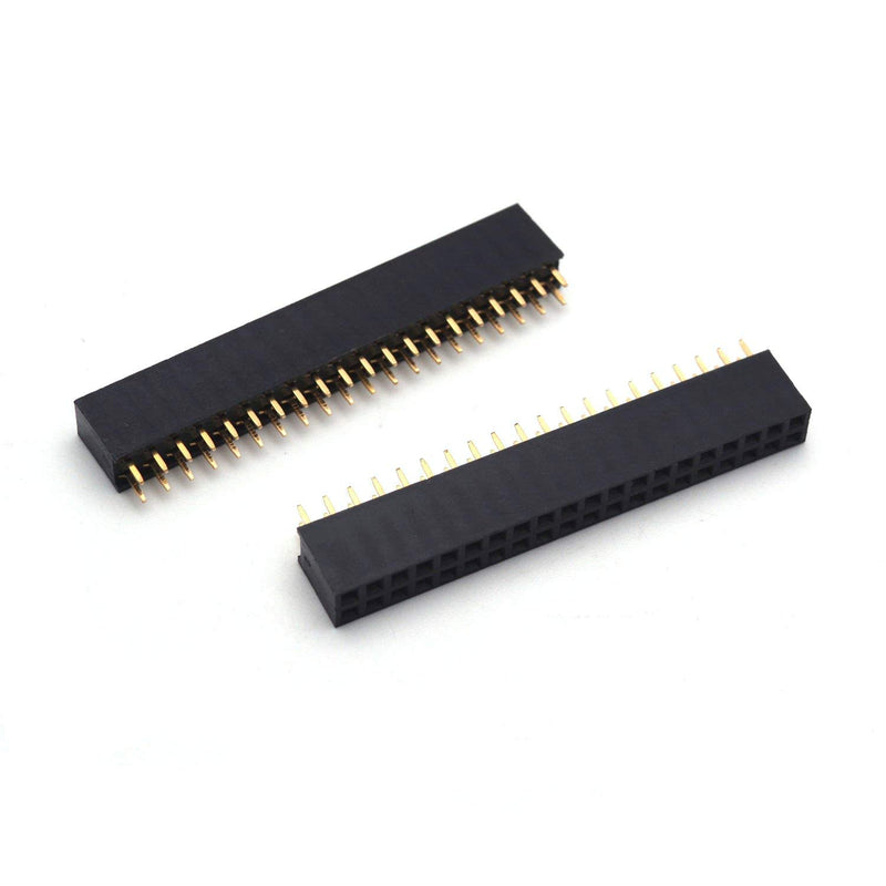 Odseven 2x20 Socket Riser Header for Raspberry Pi HATs and Bonnets