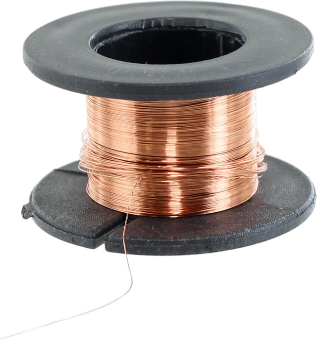 Odseven Enameled Copper Magnet Wire – 11 Meters / 0.1mm Diameter